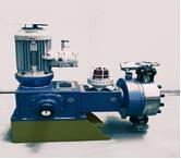 JZM double diaphragm alarm metering pump