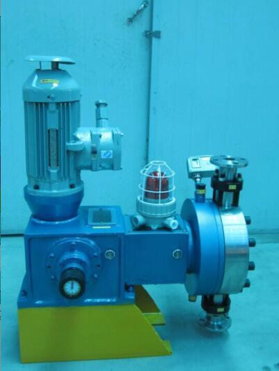 JDM double diaphragm metering pump